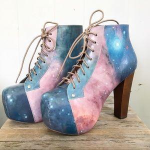 Jeffrey Campbell | Cosmic Lita Platform Boot